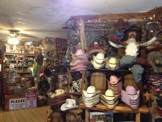 Choose from our selection of cowboy and cowgirl hats!